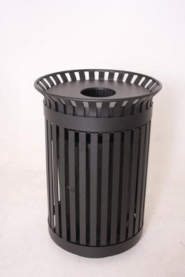36 Gallon Rain Bonnet Top Waste Receptacle