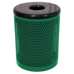 32 Gallon Perforated Waste Receptacle