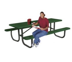 Outdoor Picnic Table - 8 ft