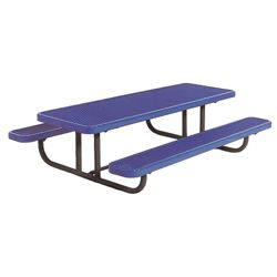 Kids Perforated Picnic Table - 4 ft