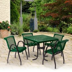 Outdoor Table and Chairs Cafe Set