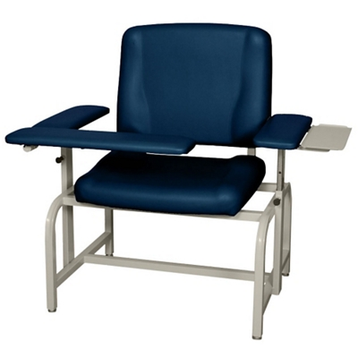 Bariatric and Parent with Child Phlebotomy Chair