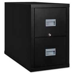 Two Drawer Fireproof Vertical File - Letter Size