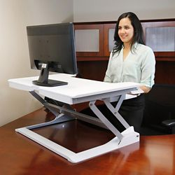 """Sit Stand Station 37.5""""W"""