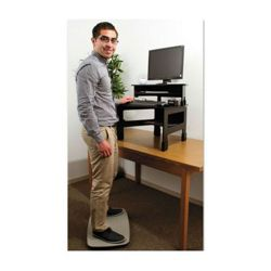 Balance Board for Standing Height Workstations