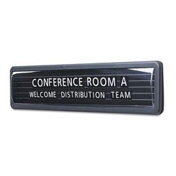 Magnetic Nameplate