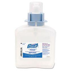 Thick Foam Sanitizer with Moisturizer 1200 ml Refill
