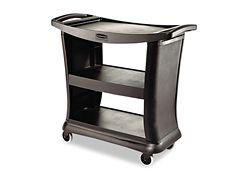 Three Shelf Service Cart