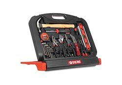 48 Piece Tool Set with Stand-Up Case