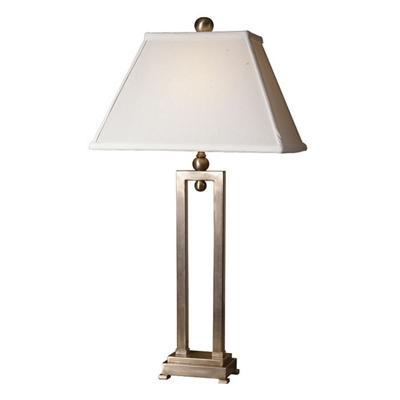 Conrad Silver Plate Table Lamp