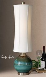 Aqua Buffet Lamp