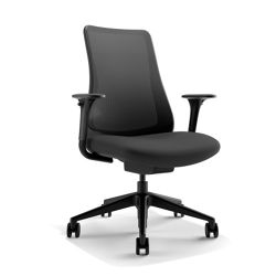 Mesh Back Task Chair with Black Frame