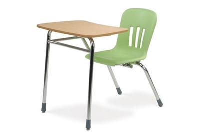 Combo Desk Hard Laminate Top