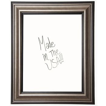 24w X 30h Decorative Framed Whiteboard 80582 And More Lifetime