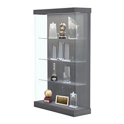 """Display Cabinet Left Door - 48""""W"""