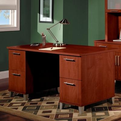 """60""""W Desk"""