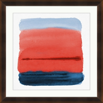 """New Ombre - 30""""W x 30""""H"""