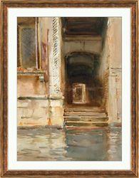 "Venetian Watercolors 3 - 28""W x 36""H"
