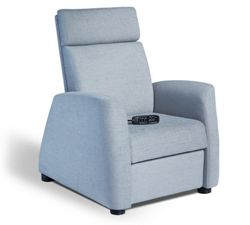 Vinyl Lift-to-Stand Recliner