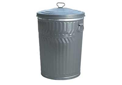 24 Gallon Commercial Duty Waste Receptacle with Lid