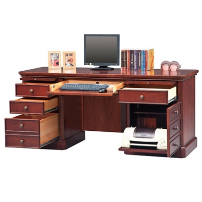 """Credenza with Slide out Storage - 68""""W"""