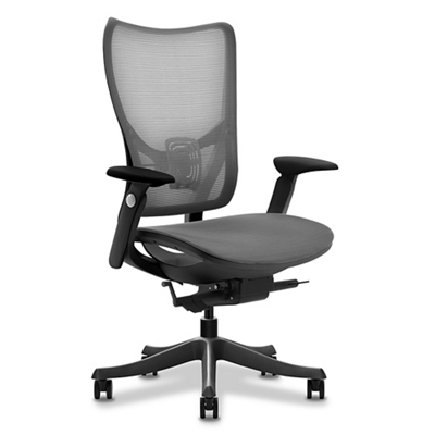 Raleigh Mid-Back Mesh Chair