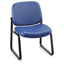 Gauge Oversized Armless Chair