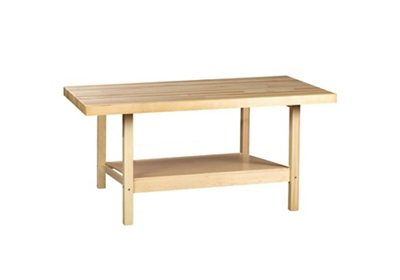 "Four Person Maple Workbench - 54"" x 64"""