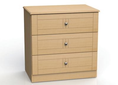 "Three Drawer Dresser - 32""W"