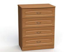 """Four Drawer Dresser - 32""""W"""