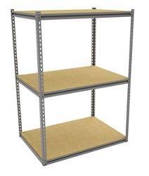 """Three Shelf Storage Rack - 42""""W x 30""""D"""