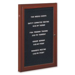 """Outdoor Directory Board 30""""W x 36""""H"""