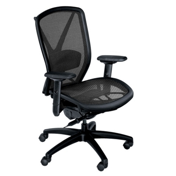 high back mesh office chairs shop ergonomic fabric seat desk