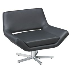 "Yield Swivel Lounge Chair - 40"" Wide"