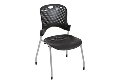 Light-Weight Modern Plastic Stack Chair