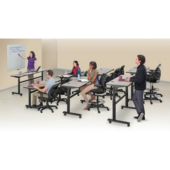 Set Of Adjustable Height Training Tables And More Lifetime - Adjustable height training table