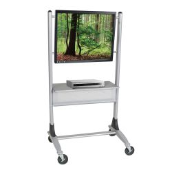 Large Flat Screen TV Cart