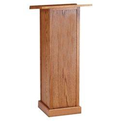 Full Pedestal Lectern