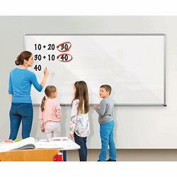 Glass Dry Erase Board 6' x 4'