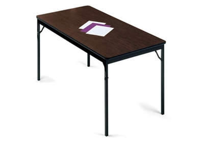 "Folding Utility Table 24"" Wide x 60"" Long"