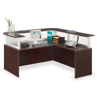 Neoterik Collection Reception L-Desk