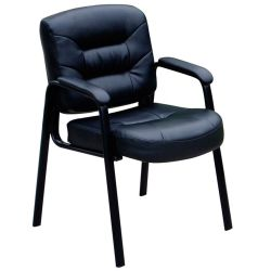 Bonded Leather Guest Chair