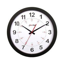 "Titan 15"" Plastic Synchronized Clock"