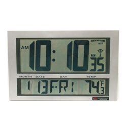 Digital Wireless LCD Synchronized Clock
