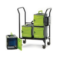 Tub Trolley - Holds 24 Devices
