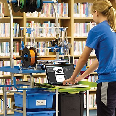 Makerspace and STEM Furniture