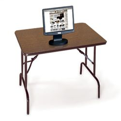 """Compact Folding Table - 36"""" x 24"""""""