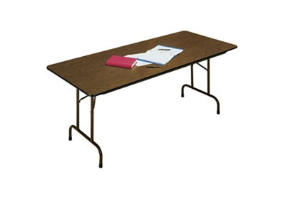 Fixed Height Folding Table 36 Wide X 72 Long   46566 And More Lifetime  Guarantee