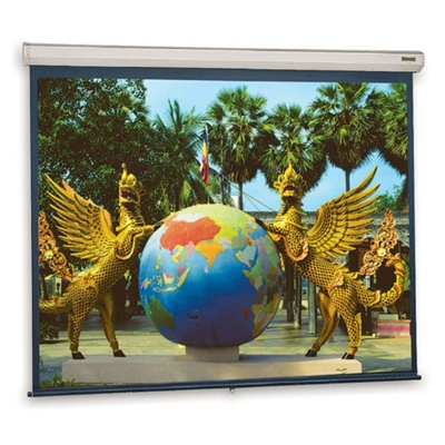"84"" H x 84"" W Square Format Projection Screen"
