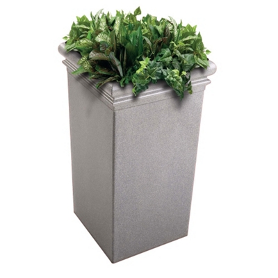 "Outdoor Planter - 33"" H"